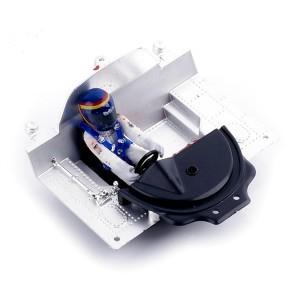 SRC Lola T600 Cockpit