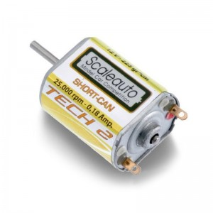 Scaleauto Short-Can Tech-2 Motor 25,000rpm