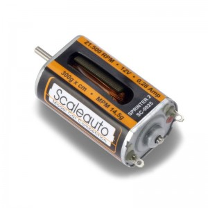 Scaleauto Long-Can Sprinter-2 Motor 21,500rpm