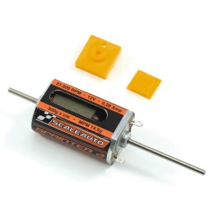 Scaleauto Long-Can Sprinter Motor 21,500rpm for SCX RX41 4x4
