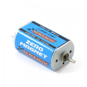 Scaleauto Long-Can Zero Magnet Motor 23,000rpm