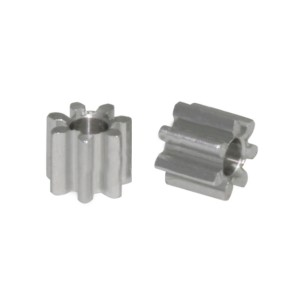 Scaleauto Aluminium Pinion 7t M50 for 2mm