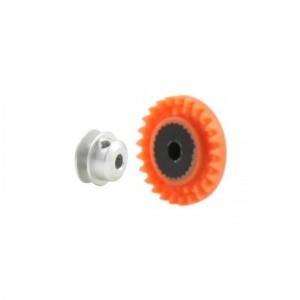 Scaleauto Nylon Crown Gear Inline 25t