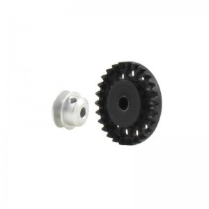 Scaleauto Nylon Crown Gear Inline 27t