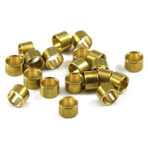 Scaleauto Axle Spacers for 3/32 Brass 2mm