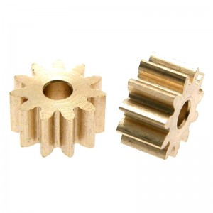 Scaleauto Brass Pinion 11t 2mm
