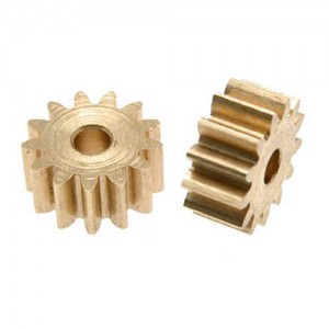 Scaleauto Brass Pinion Sidewinder 13t 2mm SC-1196