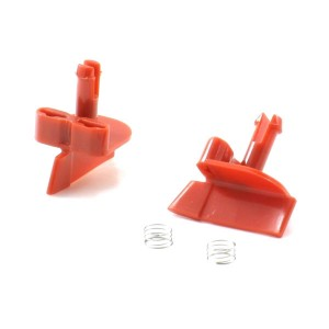 Scaleauto Clip-in Race Guide 7mm with Suspension