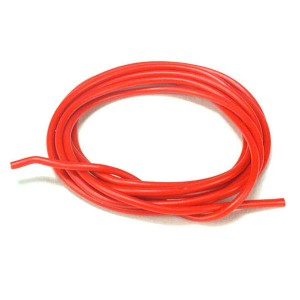 Scaleauto Silicon Cable Ultra Flexible 1m Red SC-1610