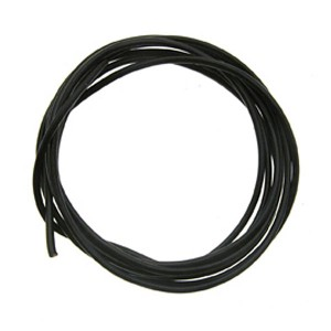 Scaleauto Silicon Cable Ultra Flexible 1m Black SC-1611