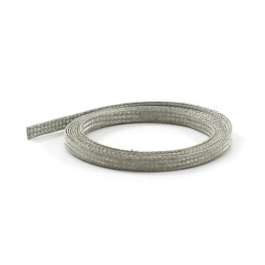 Scaleauto Tinned Braid 3mm x 0.35mm, 1m