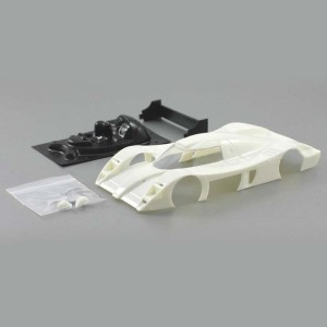 Scaleauto Toyota GT-One Body Kit White