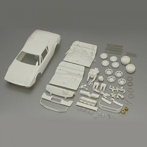 Scaleauto DeTomaso Pantera Body Kit SC-3609