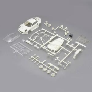 Scaleauto Porsche 911 RSR GT3 White Body Kit