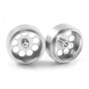Scaleauto Aluminium Wheels 17.2x8.5mm