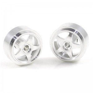 Scaleauto Aluminium Sebring Wheels 16.9x8.5mm