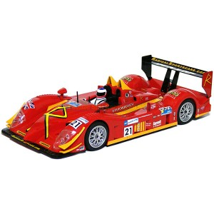 Scaleauto Radical SR-9  Team Bruichladdich Le Mans 2007 SC-6009