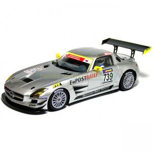 Scaleauto Mercedes SLS GT3 No.739 24h Nurburgring 2010 SC-6016B