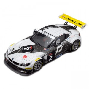 Scaleauto BMW Z4 No.2 24h Barcelona 2011 SC-6020