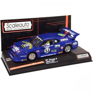 Scaleauto BMW M1 Group 5 No.53 Emka Productions Ltd SC-6024
