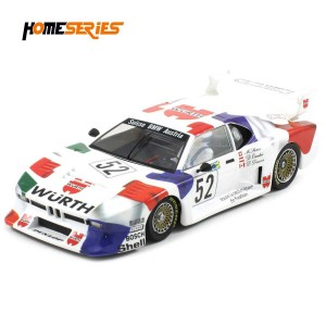 Scaleauto BMW M1 No.52 Le Mans 1981