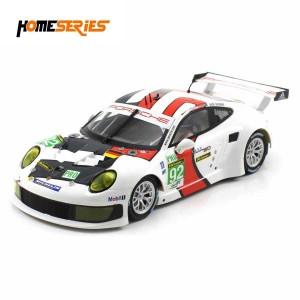 Scaleauto Porsche 991 RSR No.92 Le Mans 2013