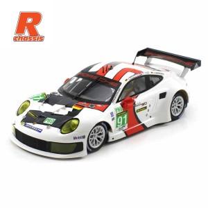 Scaleauto Porsche 991 RSR No.91 Le Mans 2013 R-Series