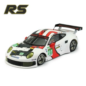 Scaleauto Porsche 991 RSR 24h Le Mans 2013 No.91 RS