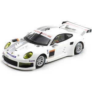 Scaleauto Porsche 991 Cup Racing Kit White