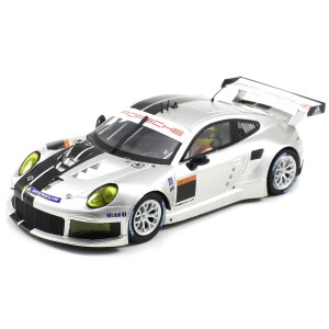 Scaleauto Porsche 991 Cup Racing Kit Silver