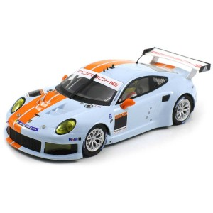 Scaleauto Porsche 991 Cup Racing Kit Blue