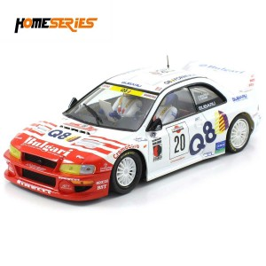 Scaleauto Subaru Impreza WRC San Remo 1998