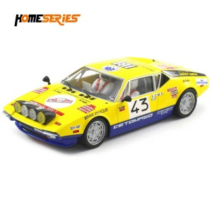 Scaleauto De Tomaso Pantera No.43 Monte-Carlo Rally 1976