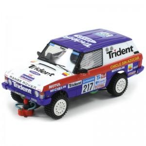 Scaleauto Range Rover No.217 Trident Paris Dakar 1991