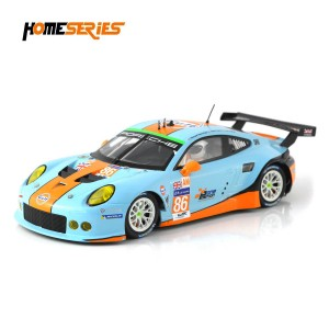 Scaleauto Porsche 911 RSR No.86 Gulf Le Mans 2016