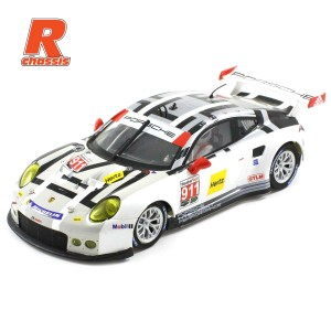 Scaleauto Porsche 991 RSR No.911 12h Sebring R-Series