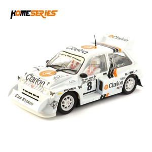 Scaleauto MG Metro 6R4 No.8 Clarion