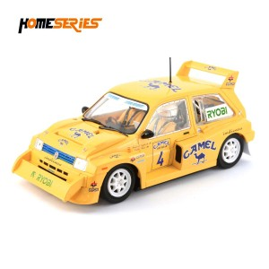 Scaleauto MG Metro 6R4 No.4 Camel