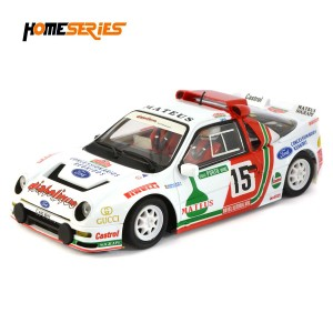 Scaleauto Ford RS200 No.15 Rally Portugal 1986
