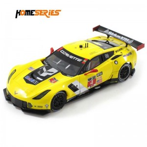 Scaleauto Chevrolet Corvette C7R GT3 24H Daytona 2015 No.4 Home Series