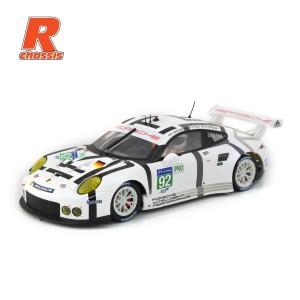 Scaleauto Porsche 991 RSR No.92 Le Mans 2015 R-Series