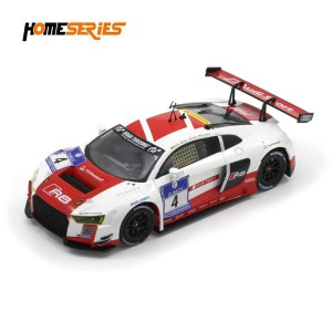 Scaleauto Audi R8 LMS GT3 No.4 24h Nurburgring 2015