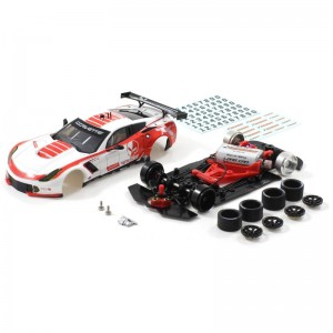 Scaleauto Chevrolet Corvette C7R GT3 Cup Edition White/Red