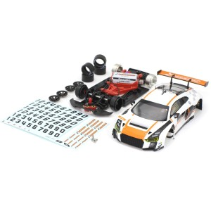 Scaleauto Audi R8 LMS GT3 Cup Edition Orange