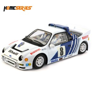 Scaleauto Ford RS200 No.8 Swedish Rally 1986