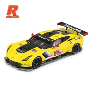 Scaleauto Chevrolet Corvette C7R GT3 24H Daytona 2016 No.4 R-Series