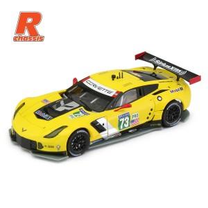 Scaleauto Chevrolet Corvette C7R GT3 Le Mans in 2014 No.73 R-Series