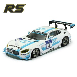 Scaleauto Mercedes-AMG GT3 24h Nurburgring 2016 No.4 RS