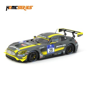 Scaleauto Mercedes-AMG GT3 No.88 KS Tools