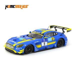 Scaleauto Mercedes-AMG GT3 No.9 Bilstein